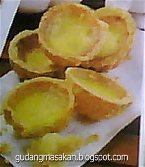 resep egg tart resep kue egg tart gudang resep masakan