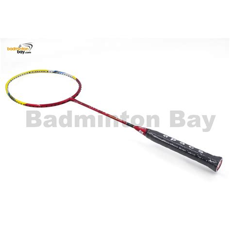 Raket Apacs Lethla 6 Racket Only apacs lethal 8 yellow 4u badminton racket