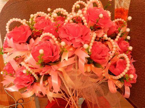 Set Mutiara Bunga bunga pahar mutiara gubahan hantaran dan bunga di seremban negeri sembilan