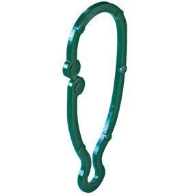 green plastic ornament hangers hangers plastic and