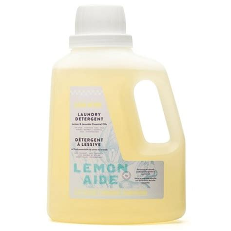 buy lemon aide lemon lavender laundry detergent at well ca free shipping 35 in canada