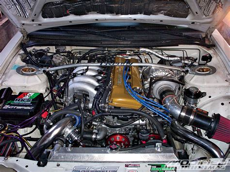 1995 Nissan 240sx Modified Magazine