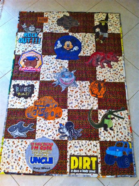 Quilts With A Twist by 37 Best T Shirt Quilt Images On Memory Quilts