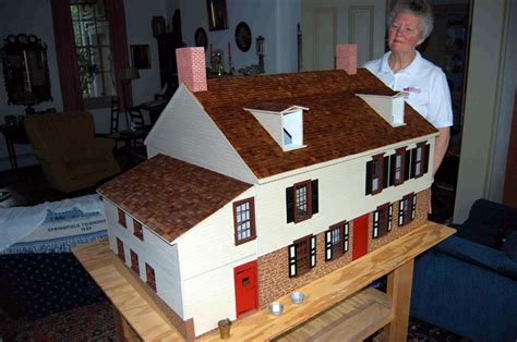 how to build a scale model house 10 steps with pictures scale house model living history shop