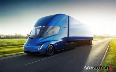 2019 Tesla Truck by Tesla Semi Truck 2019 El Cami 243 N El 233 Ctrico Ha Llegado