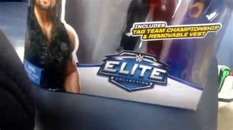 Reigns Elite 33 Fig Only reigns elite 33 unboxing