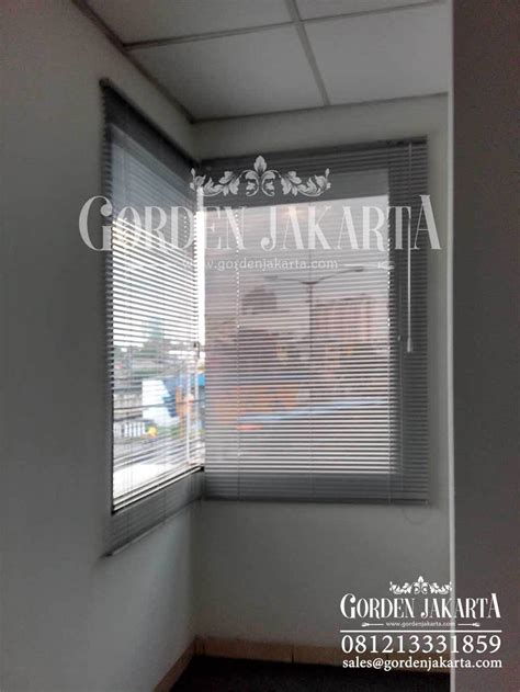 Harga Gorden Kantor by Harga Gorden Kantor Per Meter Blinds Jakarta
