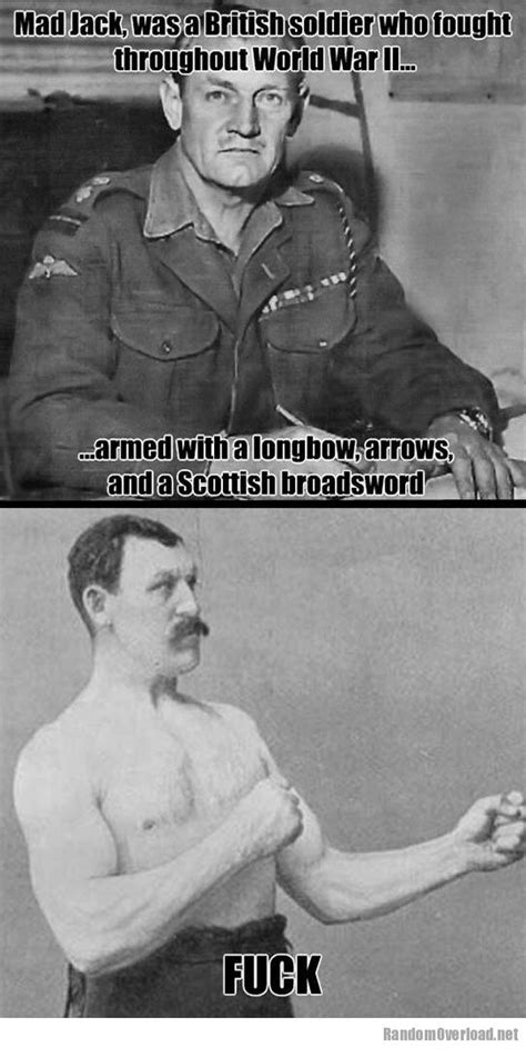 The Manliest Man Meme - overly manly man has competition randomoverload