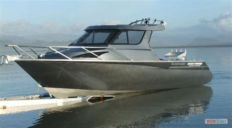aluminium boat manufacturers new zealand white pointer boats generated by wowslider