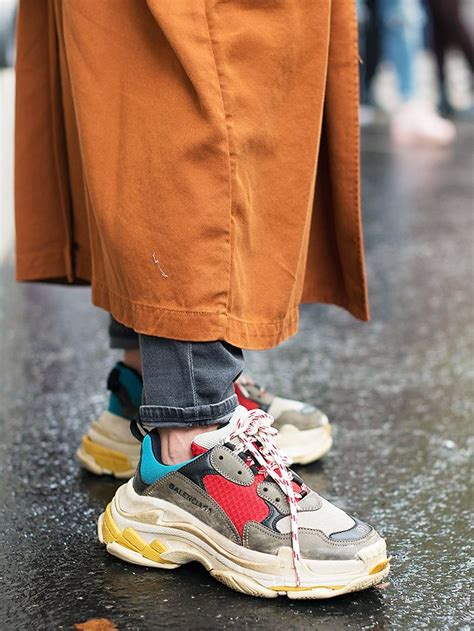 balenciaga s s sneakers are popular who what wear uk