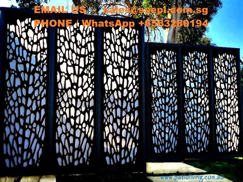 decorative metal screen panels singapore specialized
