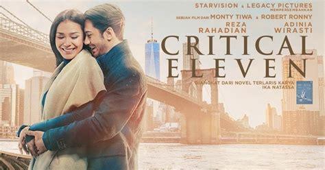 film critical eleven full movie 2017 arul s movie review blog critical eleven 2017 review