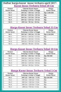 Kasur Royal No 1 kasur inoac distributor dan agen resmi kasur busa inoac