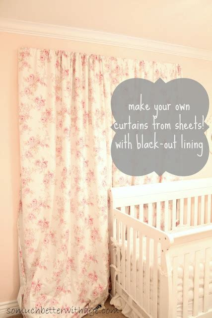 diy curtains with lining how to make curtains with blackout lining so much better