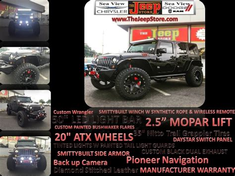 Jeep Dealerships In Nj Custom Jeep Wrangler Jeep Dealer Nj Thejeepstore