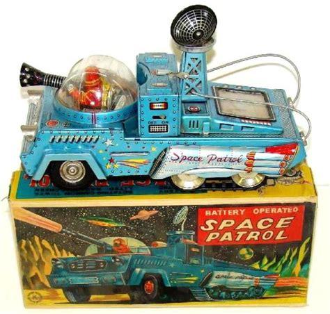 Tin Toys Classic Space Robot vintage trucks ebay autos post