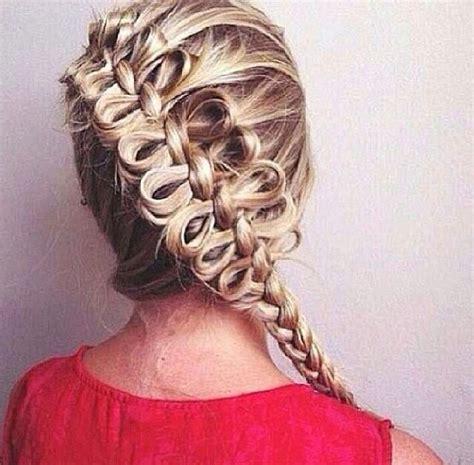braided hairstyles bow diagonal bow braid hair pinterest braids bow braid