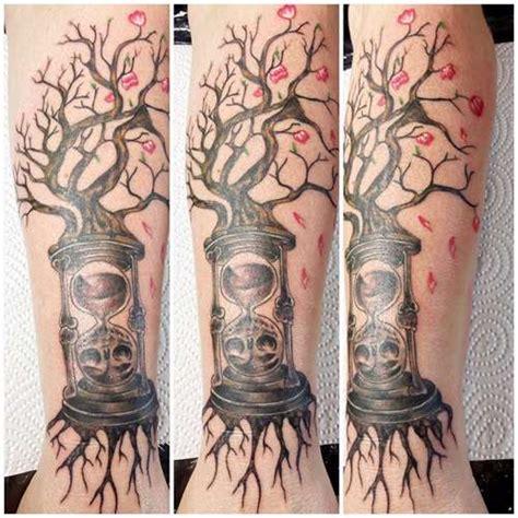 sand timer tattoo tattoo shortlist