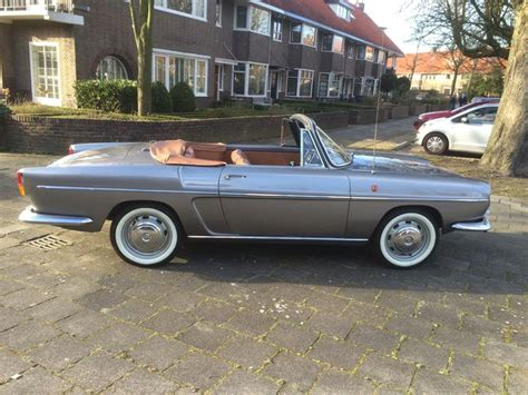 renault caravelle for sale renault caravelle convertible 1964 catawiki