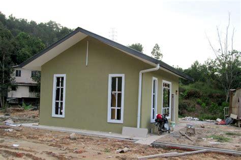 chan plaster renovation design  bina rumah satu