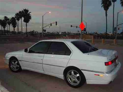find used 1995 alfa romeo 164 ls well
