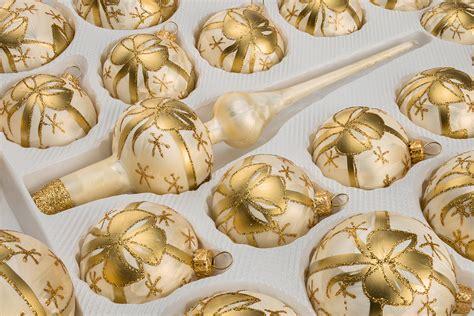 N Gel Schleife by 39 Tlg Weihnachtskugeln Christbaumkugeln Set