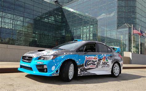 rallycross truck 2015 subaru wrx sti rallycross conceptcarz com