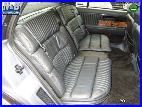 electric power steering 1992 buick coachbuilder security system 1992 buick park avenue auto klimaaut leather navi car photo and specs