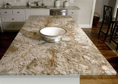 Artisan Granite Countertops by Typhoon Bordeaux Granite Nature S Of In A Kitchen