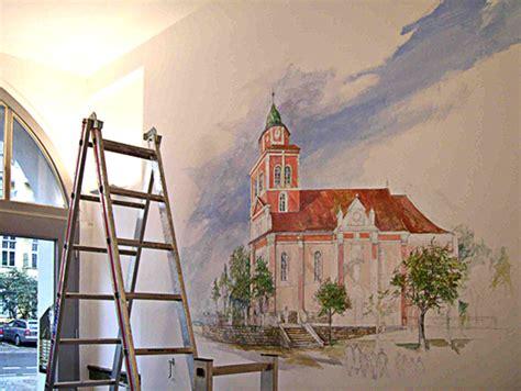 wandmalerei berlin atelier holger barthel innenarchitektur harz reisestation