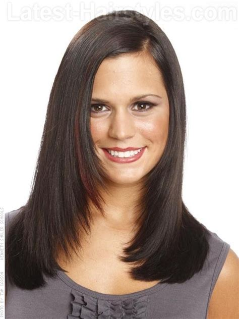 a frame haircut 25 beautiful layered haircuts ideas