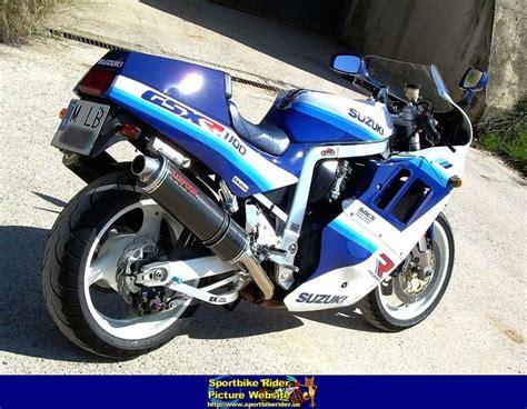 1990 Suzuki Gsxr 1100 1990 Suzuki Gsx R 1100 Moto Zombdrive