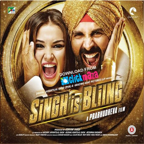 mp song u singh is bliing full audio album akshay kumar amy jackson