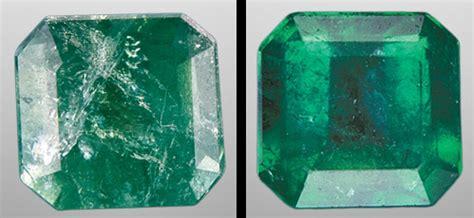 emerald enhancements  guide  treatments  clarity