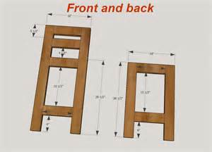 How To Make A Bar Stool How To Make Bar Stools