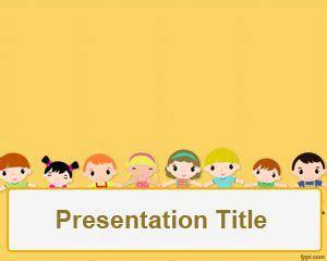 free children powerpoint templates children s day powerpoint template ppt template