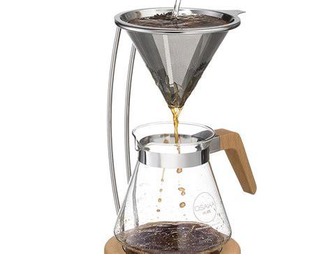 Coffee Dripper osaka pour coffee dripper 187 gadget flow