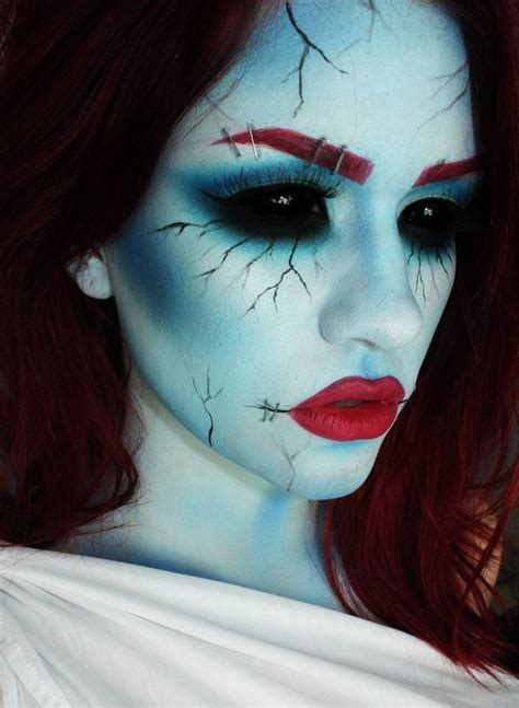 ideas scary makeup ideas and tutorial yve style