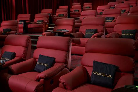 gold seats cinema golden gv gold class in singapore