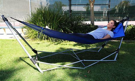 most comfortable cing hammock comfortable portable folding porch cing hammock lounge