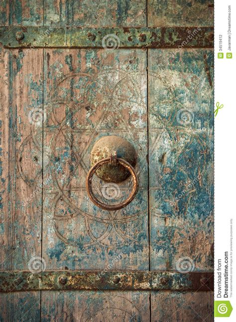 Keyhole Doorway by Close Up Image Of Ancient Doors Stock Photography Image