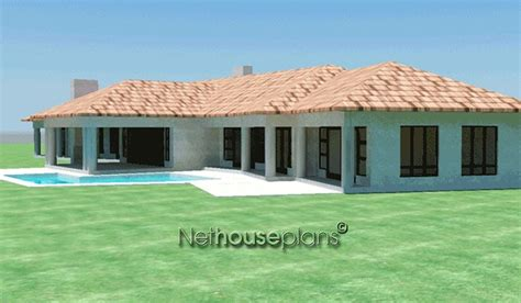 single story 4 bedroom house plans south africa functionalities net home designs house floor plans tr418