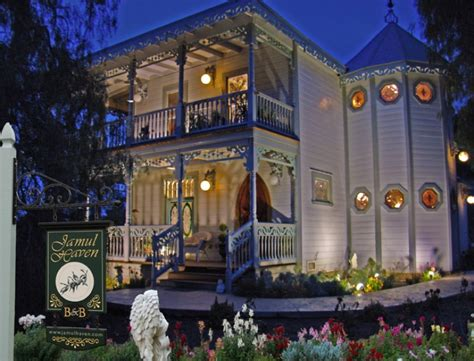 jamul haven luxury victorian bed and breakfast near san
