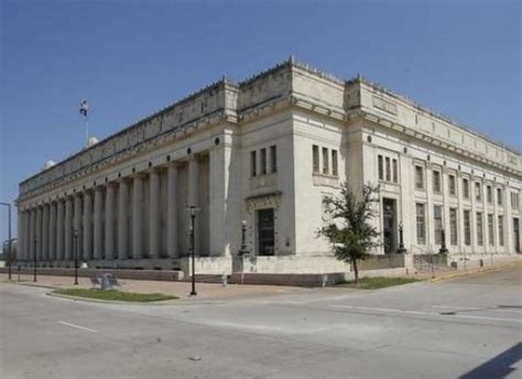Fort Worth Post Office by Historic Downtown Fort Worth Post Office To Be Sold Save