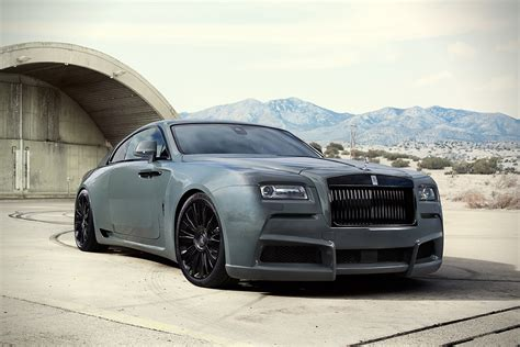 Rolls Royce Wraith Overdose By Spofec Boasts Twin Turbo