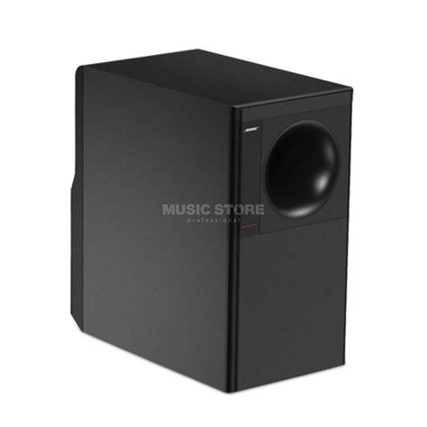 Speaker Aktif La bose freespace 3s bass bk surface subwoofer 5 25