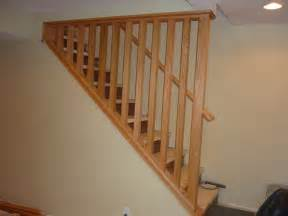 Banister Railing Ideas by Staircase Banister Idea Staircase Style Cheap