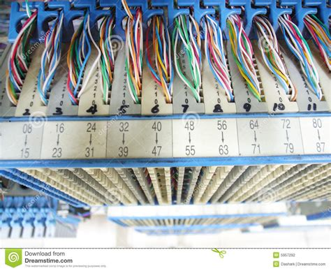 wires and cable stock photography image 5957292