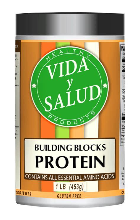 protein building blocks store vida y salud con ilayalith