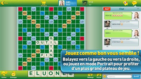 scrabble fr scrabble applications android sur play